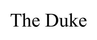 mark for THE DUKE, trademark #77764720
