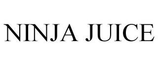 mark for NINJA JUICE, trademark #77767095