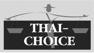 mark for THAI-CHOICE, trademark #77768823