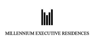 mark for MILLENNIUM EXECUTIVE RESIDENCES, trademark #77771586