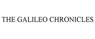 mark for THE GALILEO CHRONICLES, trademark #77772637
