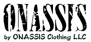 mark for ONASSIS BY ONASSIS CLOTHING LLC, trademark #77774255