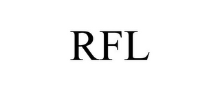 mark for RFL, trademark #77775381