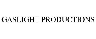 mark for GASLIGHT PRODUCTIONS, trademark #77775875