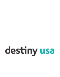 mark for DESTINY USA, trademark #77781578