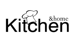 mark for KITCHEN &HOME, trademark #77782525