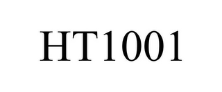 mark for HT1001, trademark #77785773