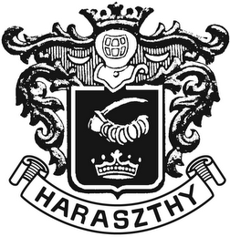 mark for HARASZTHY, trademark #77788406