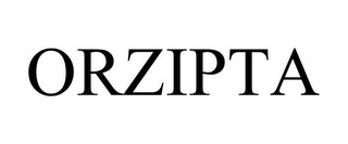 mark for ORZIPTA, trademark #77789914