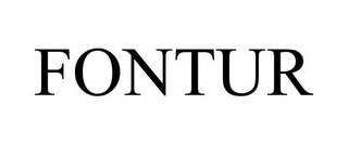 mark for FONTUR, trademark #77791465