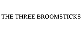 mark for THE THREE BROOMSTICKS, trademark #77791727