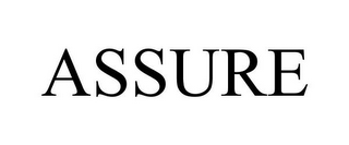 mark for ASSURE, trademark #77791813