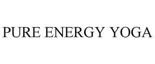 mark for PURE ENERGY YOGA, trademark #77791894