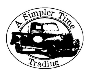 mark for A SIMPLER TIME TRADING, trademark #77792658
