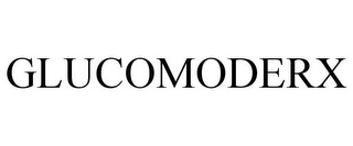 mark for GLUCOMODERX, trademark #77792744