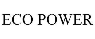 mark for ECO POWER, trademark #77794122