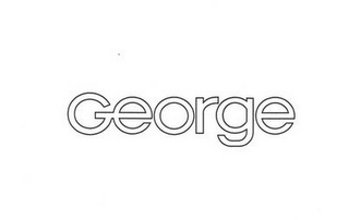 mark for GEORGE, trademark #77794700