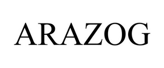 mark for ARAZOG, trademark #77802671