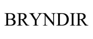 mark for BRYNDIR, trademark #77802676