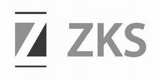 mark for Z ZKS, trademark #77804960
