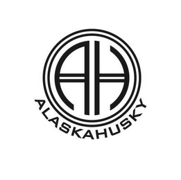 mark for AH ALASKAHUSKY, trademark #77805612