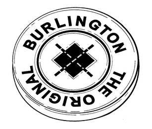 mark for BURLINGTON THE ORIGINAL, trademark #77805964