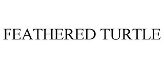 mark for FEATHERED TURTLE, trademark #77806809