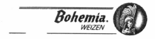 mark for BOHEMIA WEIZEN, trademark #77807295