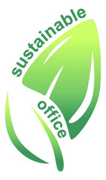 mark for SUSTAINABLE OFFICE, trademark #77808522