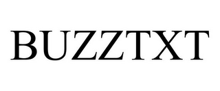 mark for BUZZTXT, trademark #77808530