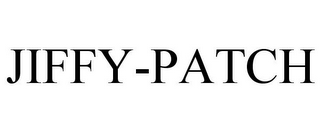 mark for JIFFY-PATCH, trademark #77808785