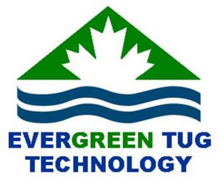 mark for EVERGREEN TUG TECHNOLOGY, trademark #77810093