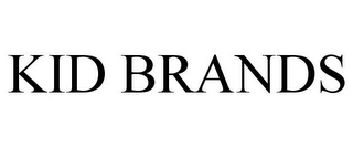 mark for KID BRANDS, trademark #77810297