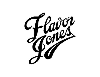 mark for FLAVOR JONES, trademark #77811556