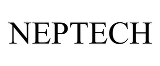 mark for NEPTECH, trademark #77812150