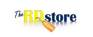 mark for THERDSTORE.COM, trademark #77812422