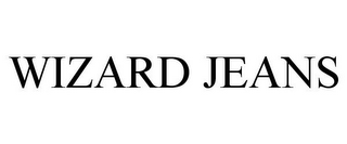 mark for WIZARD JEANS, trademark #77812776