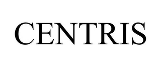 mark for CENTRIS, trademark #77814368