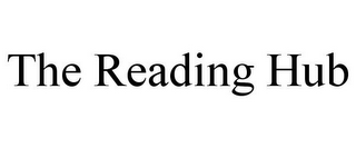 mark for THE READING HUB, trademark #77815215