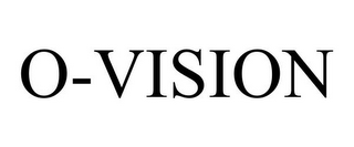 mark for O-VISION, trademark #77815464