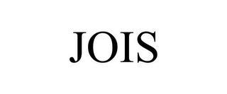 mark for JOIS, trademark #77818274