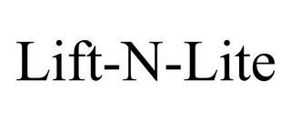 mark for LIFT-N-LITE, trademark #77820053