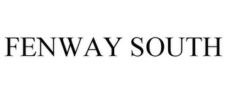 mark for FENWAY SOUTH, trademark #77820521