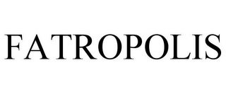 mark for FATROPOLIS, trademark #77820869