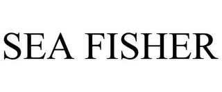 mark for SEA FISHER, trademark #77822053