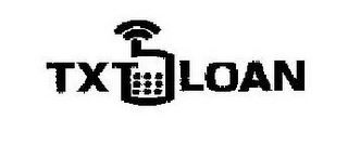 mark for TXTLOAN, trademark #77823015