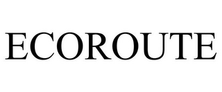 mark for ECOROUTE, trademark #77823859