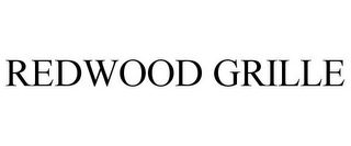 mark for REDWOOD GRILLE, trademark #77824725