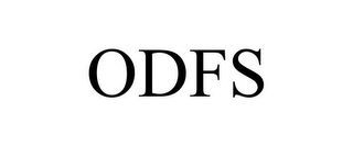 mark for ODFS, trademark #77825112