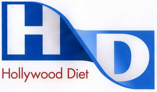 mark for HD HOLLYWOOD DIET, trademark #77830165